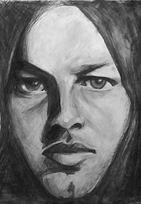 David Gilmour by johnboulter